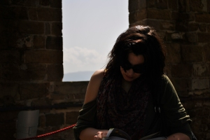 Me on top of Palazzo Vecchio