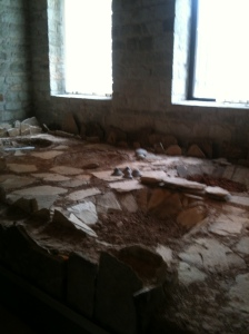 Ancient fabrica